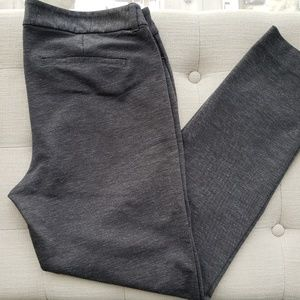 Old Navy gray pixie pant
